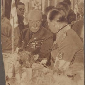 BP ja Mannerheim